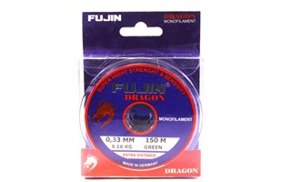 FUJIN Dragon 150mt Monofilament Green Spin Lrf Misina