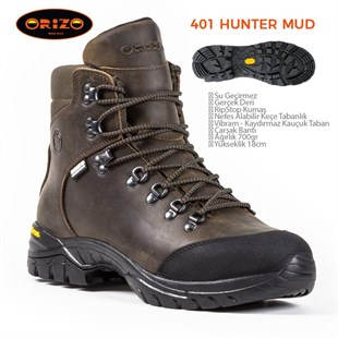 Orizo 401 Hunter Mud Bot