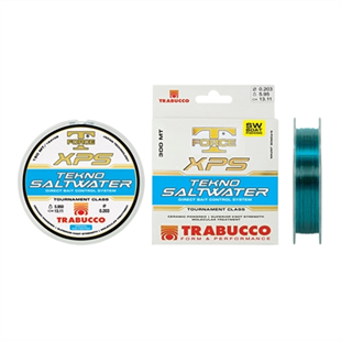 Trabucco SF Xps Tekno Saltwater 300m Spin Lrf Monofilament Misina
