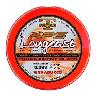 Trabucco TForce Xps Long Cast 1200m Spin Lrf Monofilament Misina